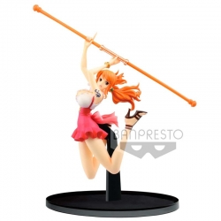 Figurka One Piece Banpresto World Colosseum Nami figure 13cm