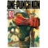 Komplet  One-Punch Man 1-10 + gratis