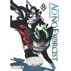 Ao no Exorcist tom 08