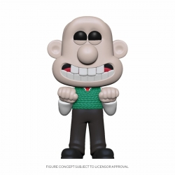 Wallace & Gromit POP! Animation  Wallace 9 cm
